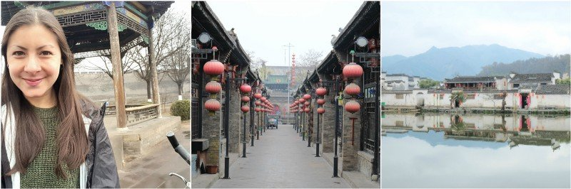 Travelling solo in China. Pingyao and Hongcun.