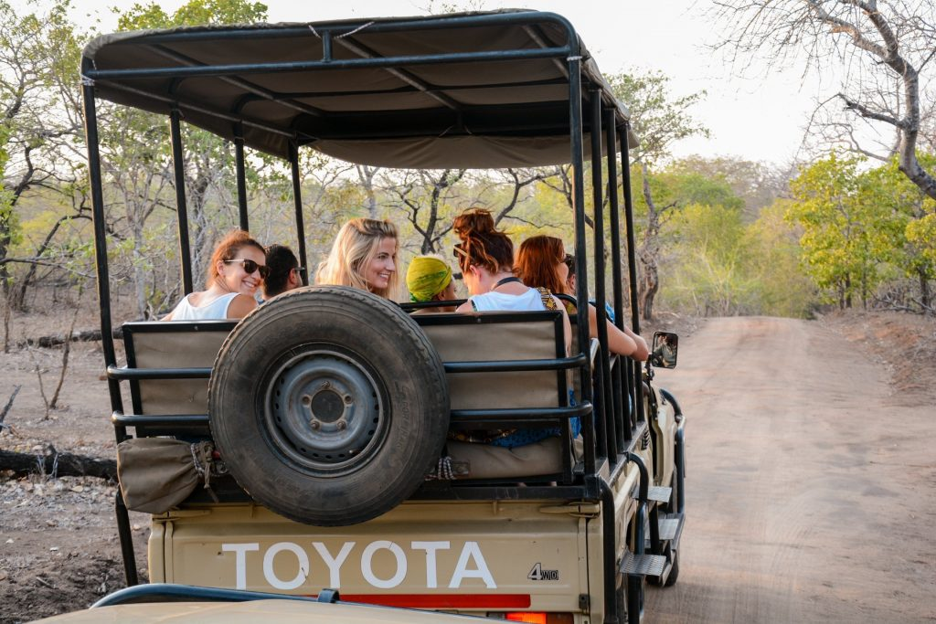 Mkulumadzi Lodge game drive