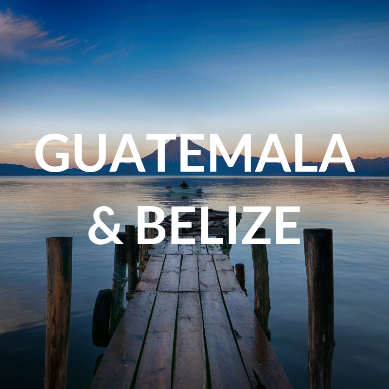 Faraway group escape to Guatemala and Belize
