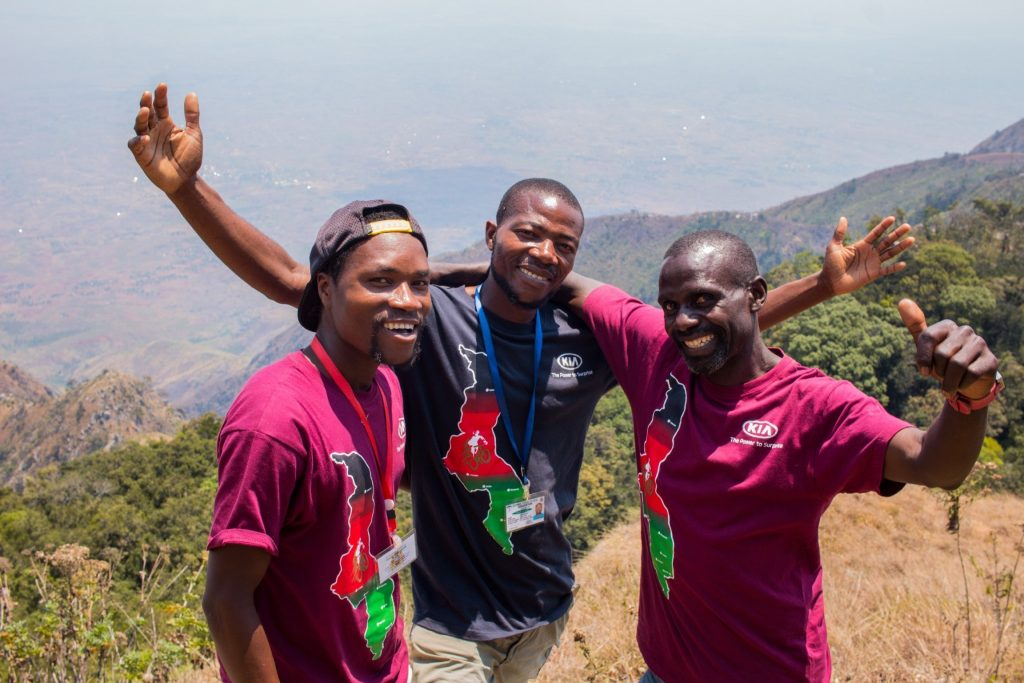 Zomba tour guide association