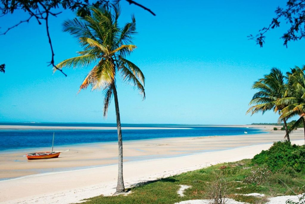 Faraway escapes in Mozambique