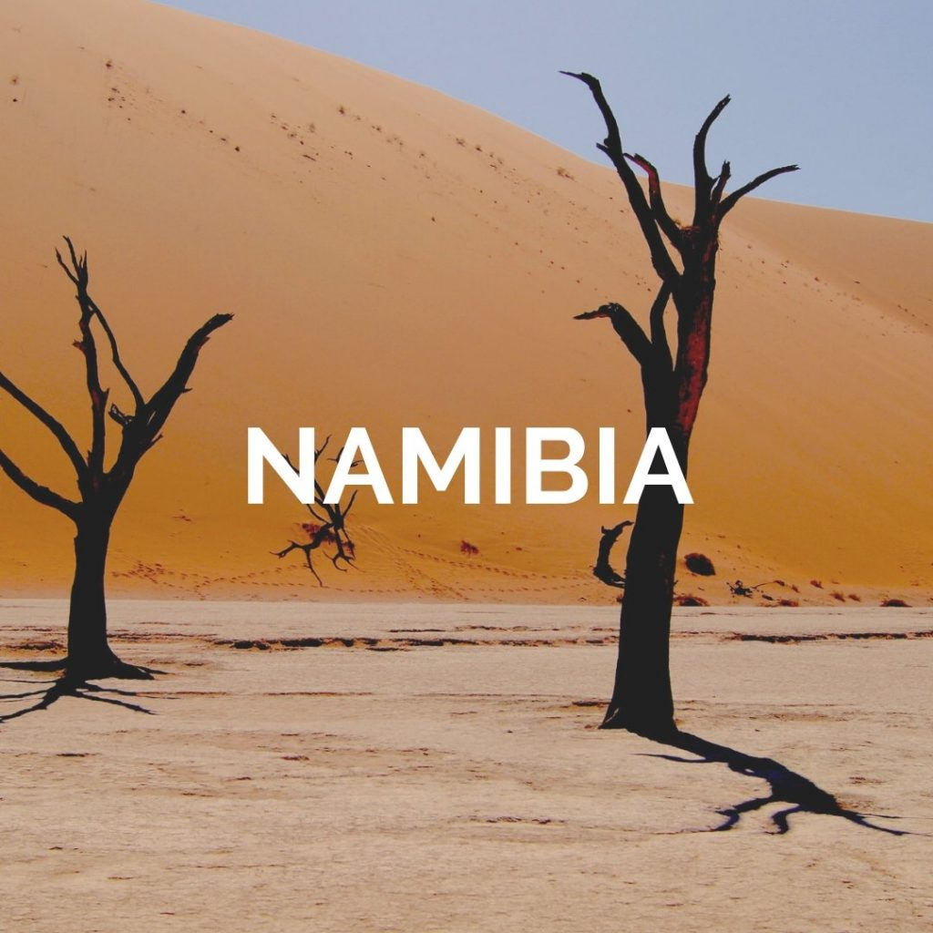 Namibia Group Escape