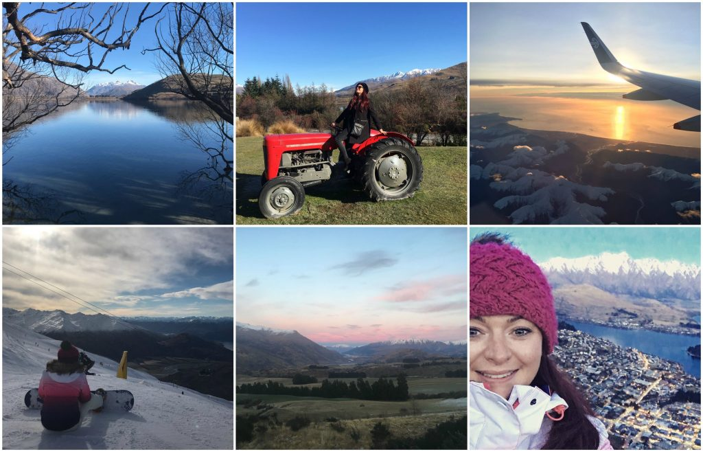 How to travel the world with your job. Clare in New Zealand.
