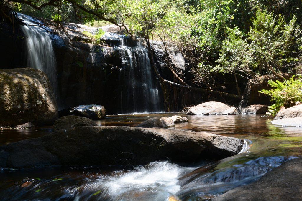 Zomba Plateau Waterfall