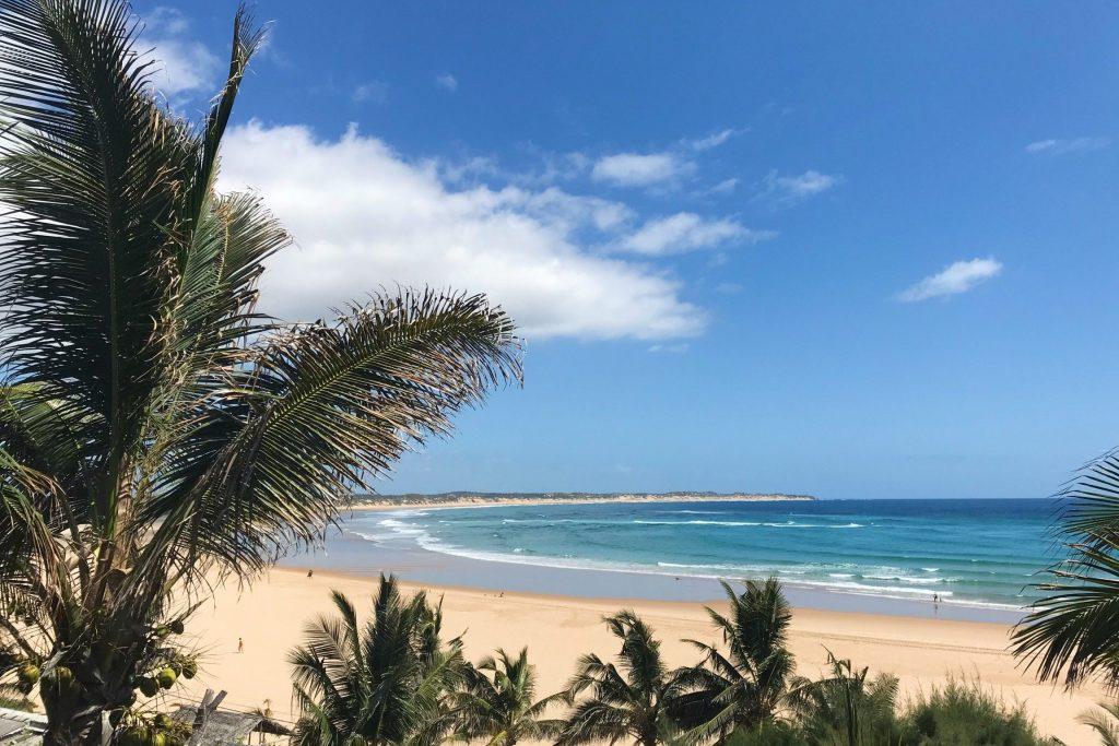 Tofo Beach, Inhambane