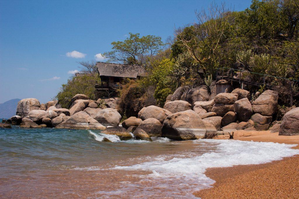 Sustainable travel - Mumbo Island eco camp in Malawi